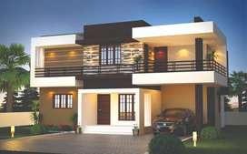 2BHK Villas for sale at near jaycee school