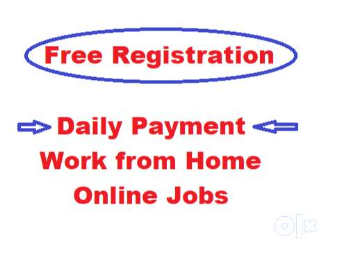 Daily Salary Online Job - Earn Rs.2000 daily from HOME 0