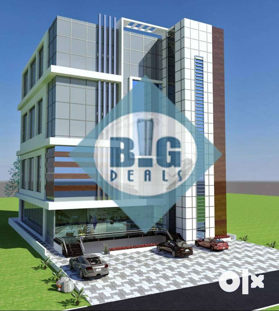 2200 sq.ft commercial building for sale at mavoor road.