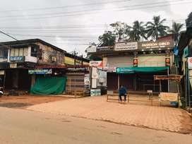 Sale On NH73 opp to madanthyar bus stop building within 18cents pand