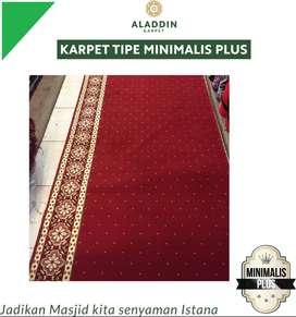 Karpet Masjid Model Minimalis Plus Terjangkau