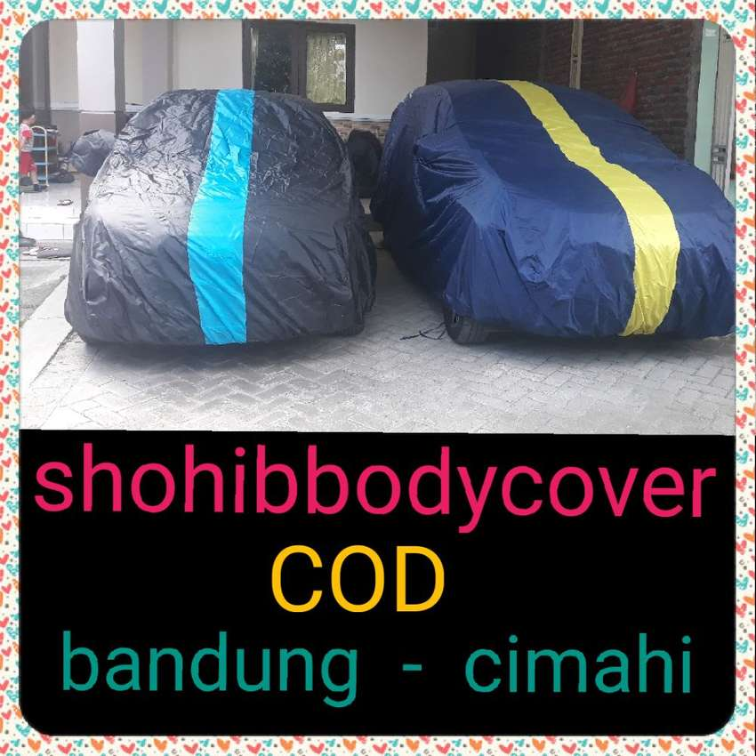 body cover sarung mantel selimut kerudung mobil proton gent2 0