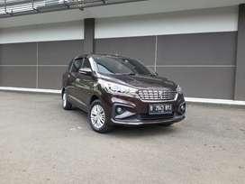 Suzuki New Ertiga Gx 1.5 a/t 2018