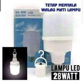 Ready lampu emergensi