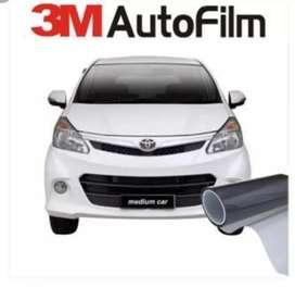 Promo Kaca film 3M full semua mobil TUBAN