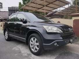 Honda CRV i-Vtech 2.4 AT Th. 2008 Hitam