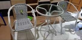 Satu Set Kursi dan Meja Teras Terlaris Termurah