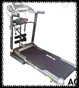 Agen treadmill listrik total Fitness 2.0hp