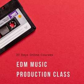 Professional EDM Music Production Online Course