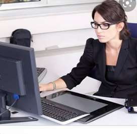 Need for a  lady personal secretary
