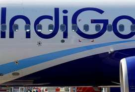 Offering full time Jobs in indigo airlines