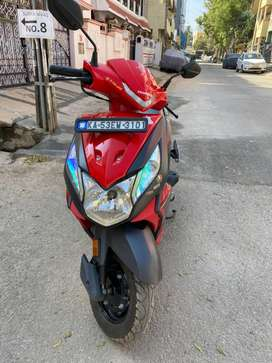 Honda dio lady used in good condition