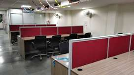 FURNISHED OFFICE AT PRIME LOCATION