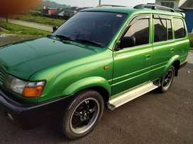 Toyota Kijang kapsul 1998/MT