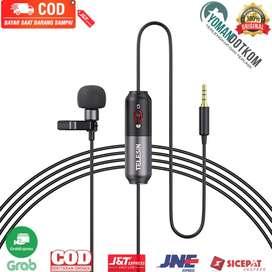 MIC-LAV02 Mikrofon Professional Lavalier Microphone Omnidirectional