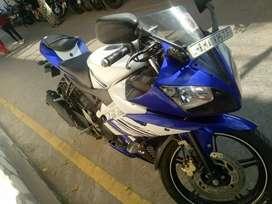 R15 A mint condition bike