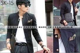 Korean Style - Black Blazer Jacket