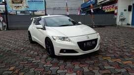 Honda CR-Z hybrid 1.5 2014 jakarta