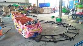 RST mini coaster kereta odong wisata pancingan elektrik  IIW