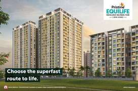 Pristine  Equilife Homes - Balewadi | 2 BHK Luxurious Homes for Sale