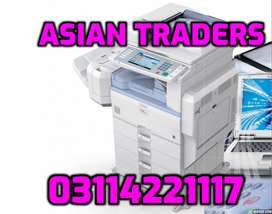 Brand new look Ricoh Mp Series Photocopiers as Printer and Scanner