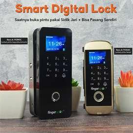 Akses Pintu Smart Digital Lock