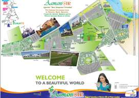 1200 Sq FT Residential  Dholera Smart City Plots are available of diff