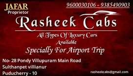 Pondicherry best taxi service