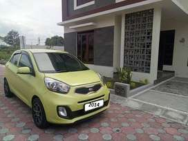 Picanto 2014 AT Platinum AB Sleman