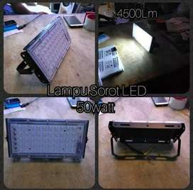 Lampu Sorot LED 50W dengan type SMD LIGHT