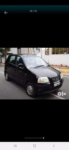 Hyundai Santro Xing 2003 Petrol 70000 Km Driven