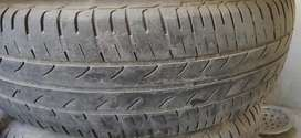 Bridgestone Tyre 185/70 R14 Old 20-30% remaining