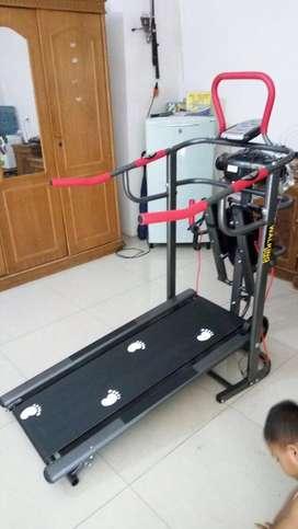 Alat Olahraga Treadmill Manual 7 Fungsi Best Seller
