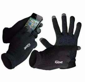 Sarung Tangan i glove touch screen/ Anti Panas/Pelindung tangan Grab