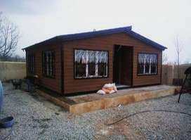 Prefabricated House available