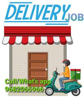 Direct Joining Male Delivery Executive