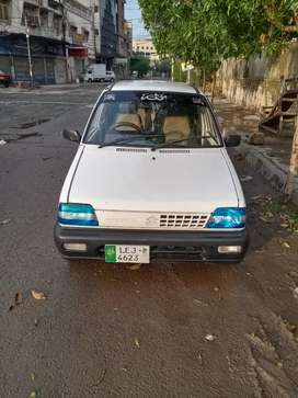 Mehran company fitted CNG excelent look