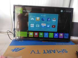"""32"""" brand new Android smart LED// with// new// Android configuration"""