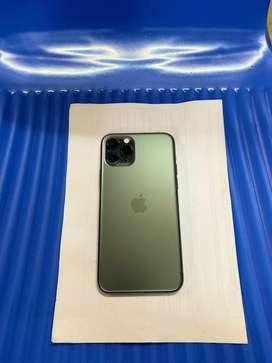 I phone 11 pro midnight green