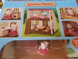 Sylvanian Family Roof Mainan