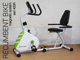 Recumbent bike sr 433