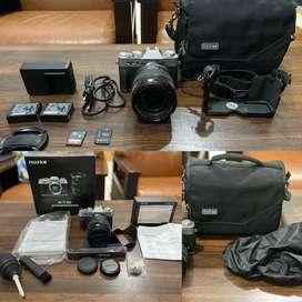 Fujifilm XT10 + Lensa 18-135 mm ++
