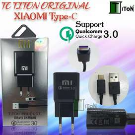 Charger Asli Xiaomi Type C Qualcomm