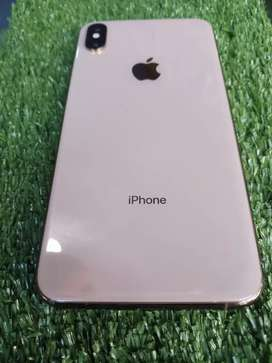 iPhone XS max Condition 10/9.5 With Original Charger 64GB Storage