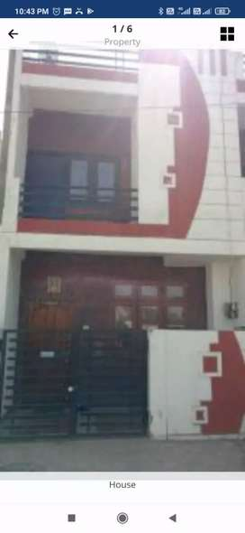 3BHK Row House For Rent