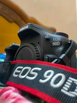 CANON EOS 90D FOR RENT