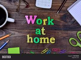 Looking home based jobs