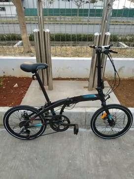 Kami menjual sepeda lipat ecosmo 7