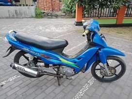 Suzuki shogun R tahun 2003 plat AB Bantul