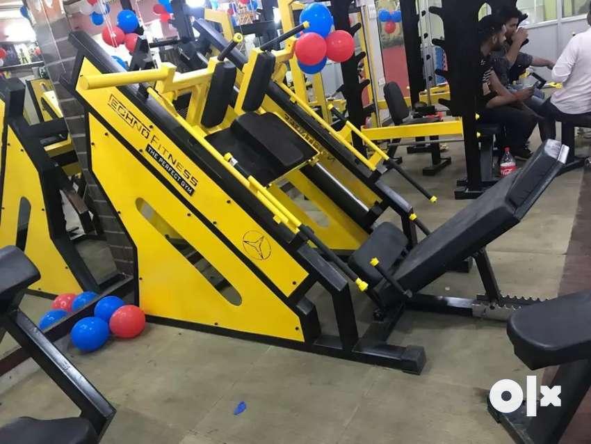 Gym set-up 0